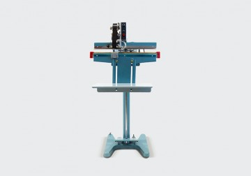 Impulse sealer with pedal...
