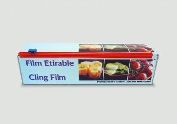 Cling Film 300mm/7μm/250m -...