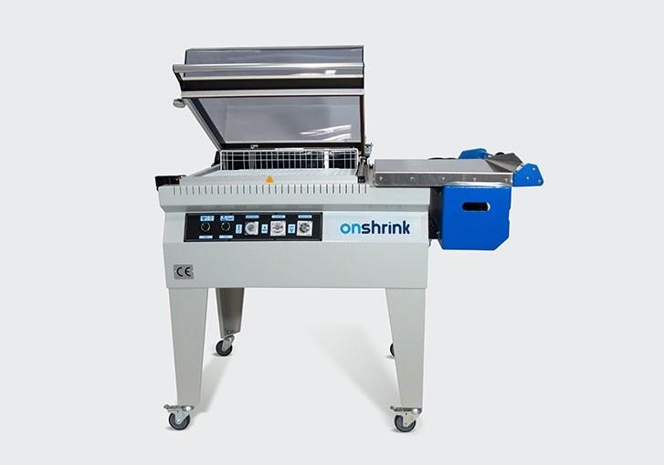 Συρρικνωτικές μηχανές OnShrink KP4255