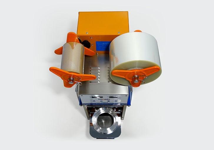 Μηχάνημα σφράγισης κυπέλων SMBK95A