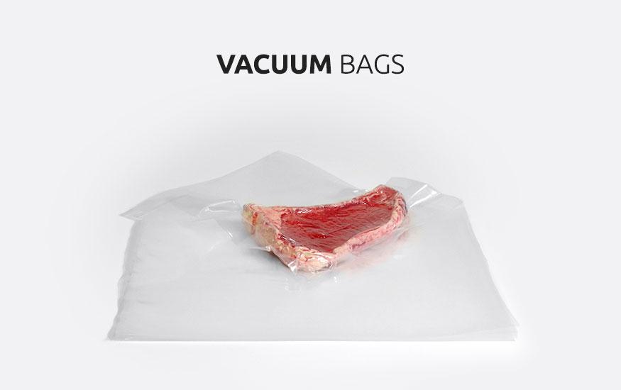 Vacuum Bags - Kapelis Packaging